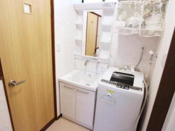 福島市 S様邸 洗面室リフォーム事例