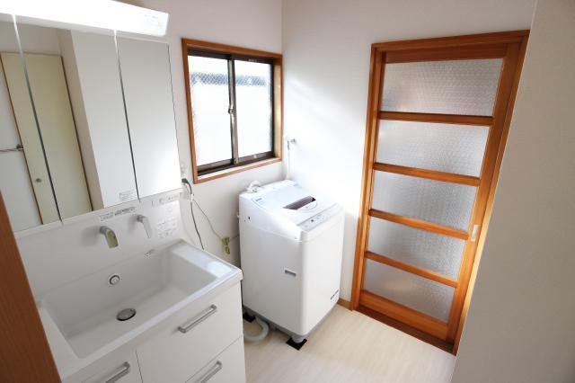 福島市 Y様邸 洗面室リフォーム事例