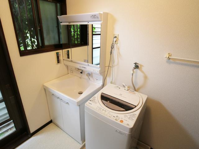 福島市 F様邸 洗面室リフォーム事例