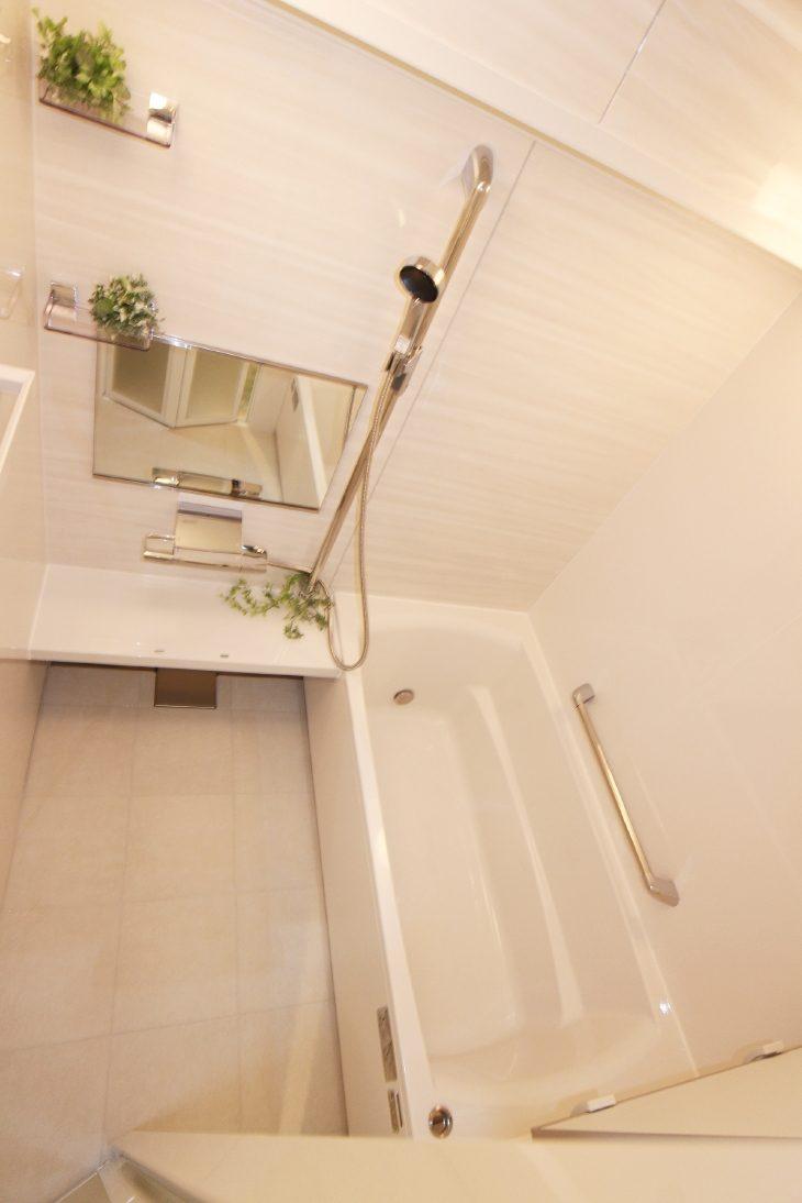 福島市 A様 マンション浴室リフォーム事例