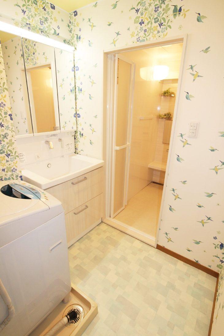 福島市 A様邸 洗面室リフォーム事例