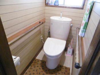 福島市 S様邸 トイレ・洗面台リフォーム事例