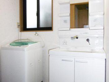 福島市 K様邸 洗面室リフォーム事例